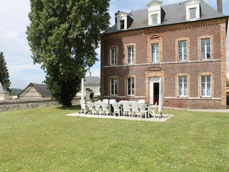 Location vacances Jumièges -  Maison - 15 personnes - Barbecue - Photo N° 1
