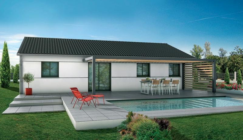 Maison  4 pièces + Terrain 403 m² Siran par DEMEURES D'OCCITANIE NARBONNE