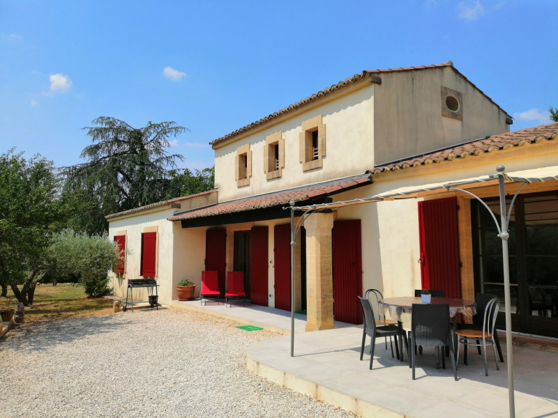 Holiday rentals Flaux - House - 6 persons - BBQ - Photo N° 1