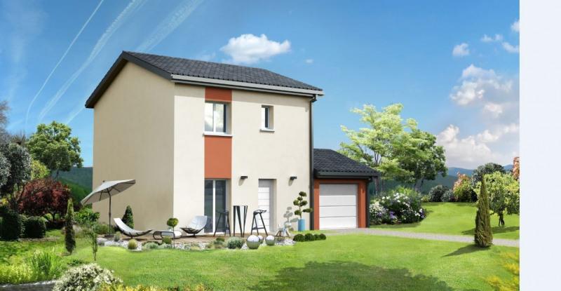 Maison  4 pièces + Terrain 450 m² Saint-Georges-d'Espéranche par MAISONS SMILE