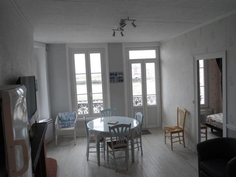 Holiday rentals Le Tréport - Apartment - 4 persons - Board games - Photo N° 1