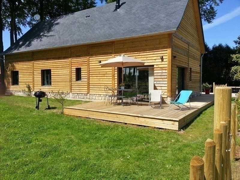 Location vacances Houdetot -  Maison - 8 personnes - Barbecue - Photo N° 1