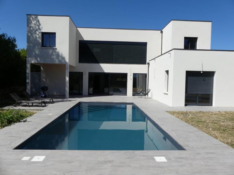 Ferienwohnungen Sommières - Haus - 10 Personen - Grill - Foto Nr. 1