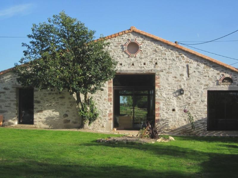 La grange 100 m2 en rez-de-chaussée