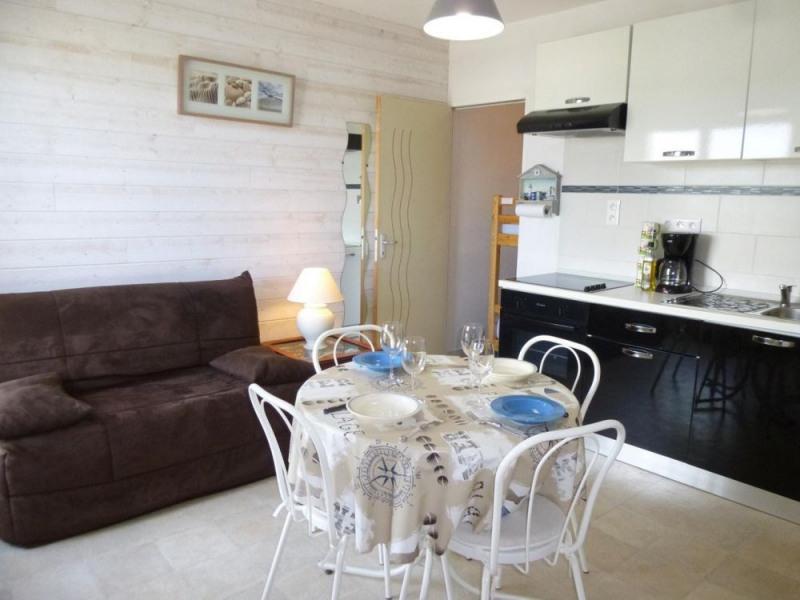 Appart Studio / cabine 4 couchages SAINT JEAN DE MONTS