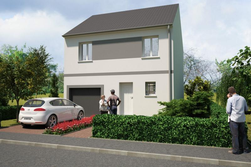 Maison  6 pièces + Terrain 210 m² Ballancourt-sur-Essonne par BATICONFORT
