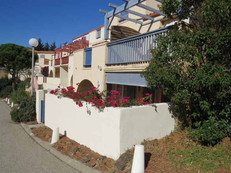 Holiday rentals Cerbère - Apartment - 4 persons - Tennis court - Photo N° 1