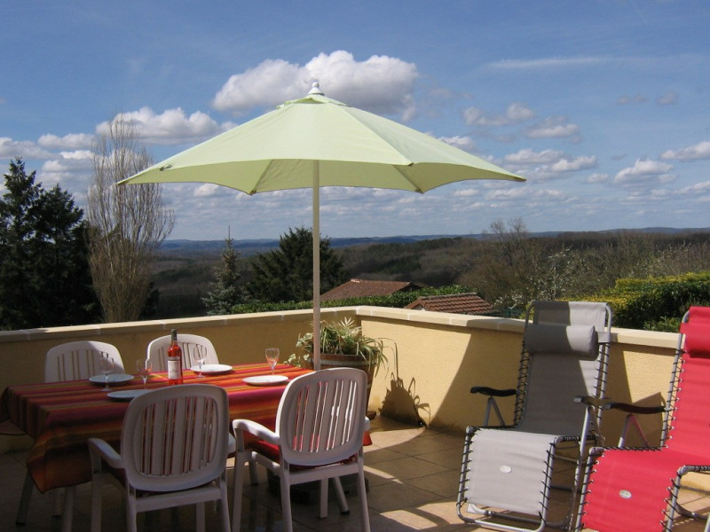 Location vacances Payrac -  Appartement - 4 personnes - Barbecue - Photo N° 1