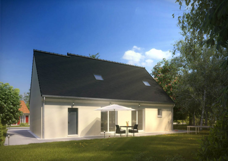 Maison  5 pièces + Terrain 308 m² Mogneville par MAISONS PIERRE