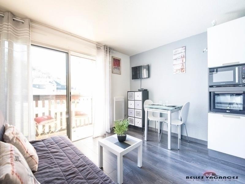 Location vacances Saint-Lary-Soulan -  Appartement - 4 personnes - Lave-linge - Photo N° 1