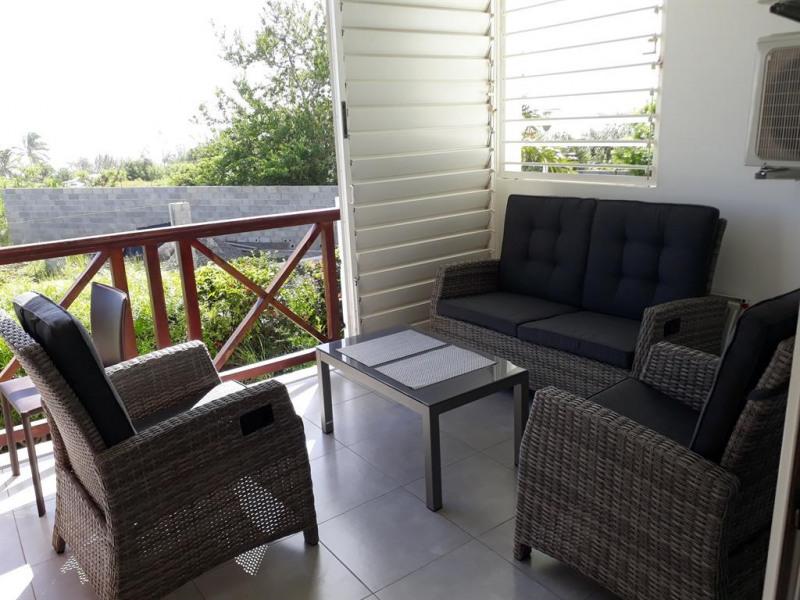 Location vacances Saint-Paul -  Appartement - 4 personnes - Salon de jardin - Photo N° 1