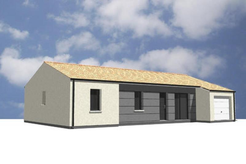 Maison  5 pièces + Terrain 473 m² Talmont-Saint-Hilaire par LOGIS DE VENDEE