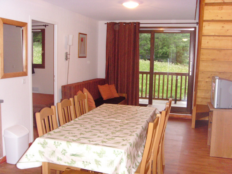 Location vacances Saint-Pancrace -  Appartement - 10 personnes - Salon de jardin - Photo N° 1