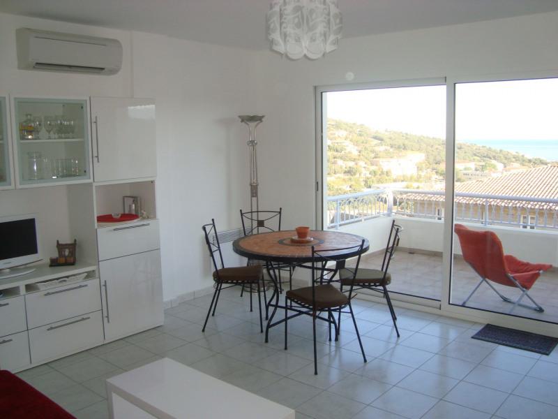 Appartement 4 Pers 46  M² -Terrasse 19 M² - face à la mer - Clim - (+Lit BB+poussette)