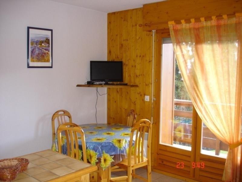 Location vacances Combloux -  Appartement - 6 personnes - Télévision - Photo N° 1