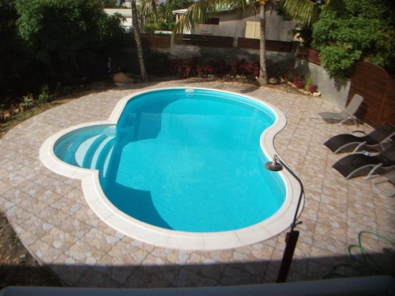 Villa piscine Gissac (Sainte Anne)