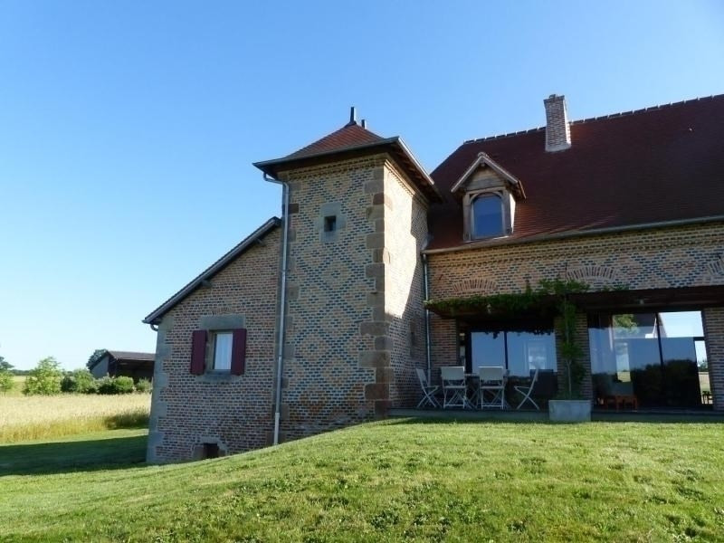 Location vacances Montbeugny -  Maison - 6 personnes - Barbecue - Photo N° 1