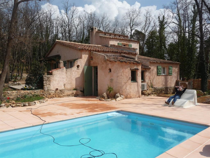 Location vacances Rocbaron -  Maison - 6 personnes - Barbecue - Photo N° 1