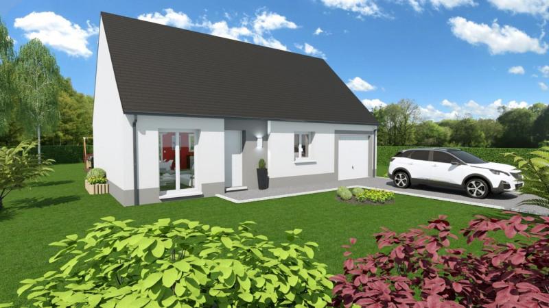 Maison  4 pièces + Terrain Dargnies par Maisons Arlogis Normandie