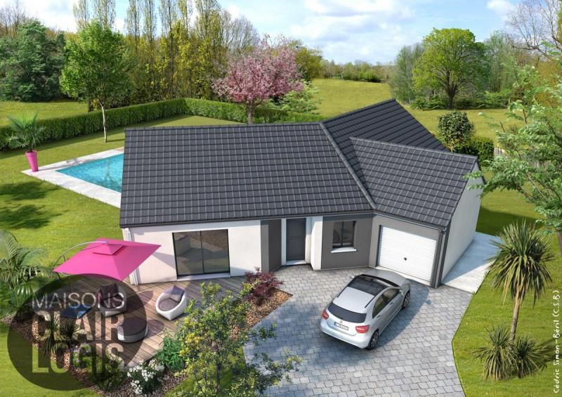 Maison  4 pièces + Terrain 800 m² Montauban par MAISONS CLAIR LOGIS MONTAUBAN