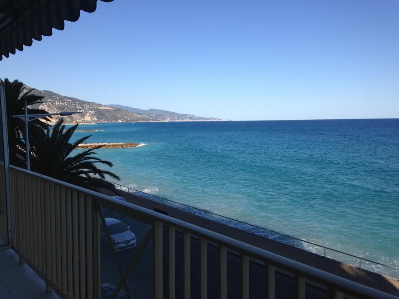 Holiday rentals Menton - Apartment - 3 persons - Television - Photo N° 1