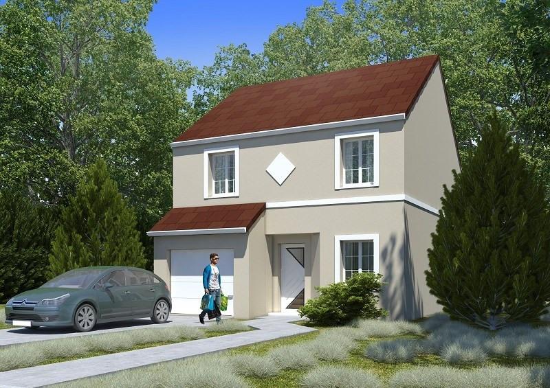 Maison  5 pièces + Terrain 318 m² Ollainville par MAISONS.COM