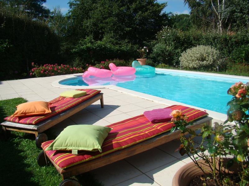 Location vacances Biarritz -  Maison - 8 personnes - Lave-linge - Photo N° 1