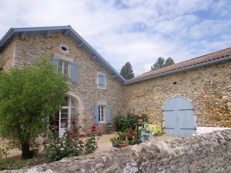 Location vacances Orthevielle -  Maison - 6 personnes - Barbecue - Photo N° 1