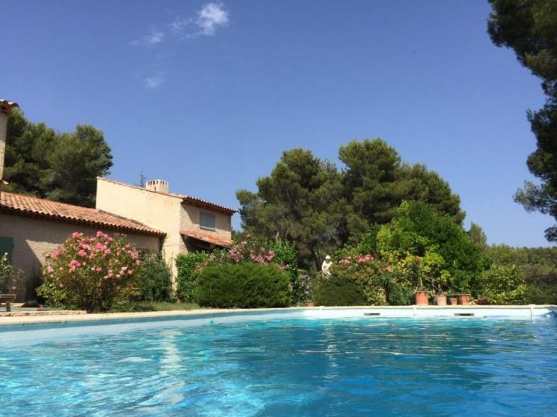 Location vacances Aix-en-Provence -  Gite - 2 personnes - Jardin - Photo N° 1