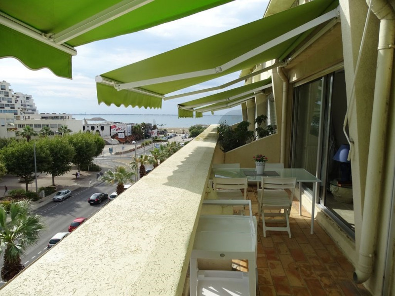 Location vacances La Grande-Motte -  Appartement - 4 personnes - Chaise longue - Photo N° 1