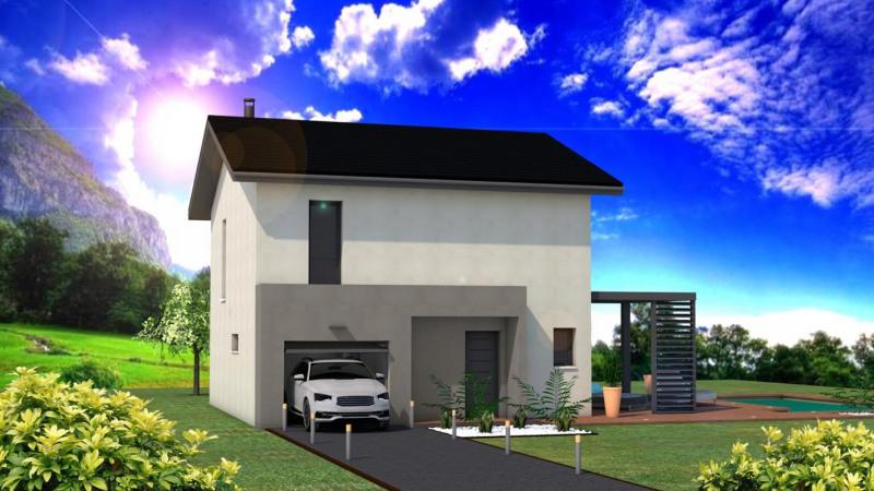 Maison  5 pièces + Terrain Saint-Pierre-en-Faucigny par DEMEURES RHONE ALPES