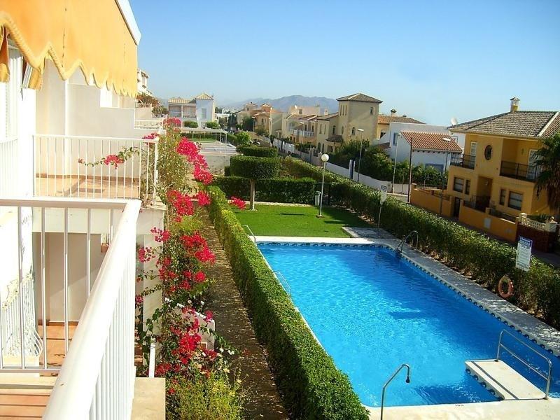 Location vacances Garrucha -  Appartement - 4 personnes - Jardin - Photo N° 1