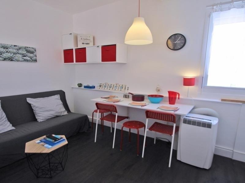Studio 2/4 personnes - Centre ville - Climatiseur - Plage à pied - Sainte-Maxime