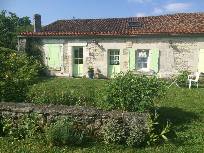 Location vacances Mosnac -  Maison - 2 personnes - Barbecue - Photo N° 1