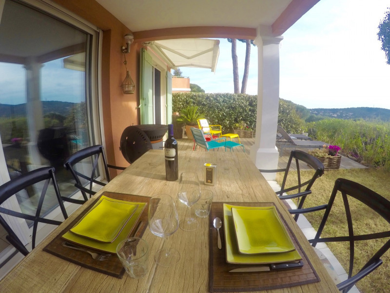 Location vacances Sainte-Maxime -  Appartement - 4 personnes - Barbecue - Photo N° 1