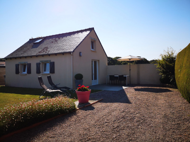 Holiday rentals Pléneuf-Val-André - House - 5 persons - BBQ - Photo N° 1