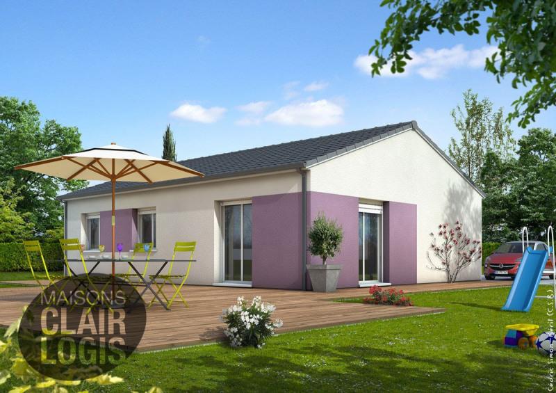 Maison  5 pièces + Terrain 1000 m² Labastide-Saint-Pierre par MAISONS CLAIR LOGIS MONTAUBAN