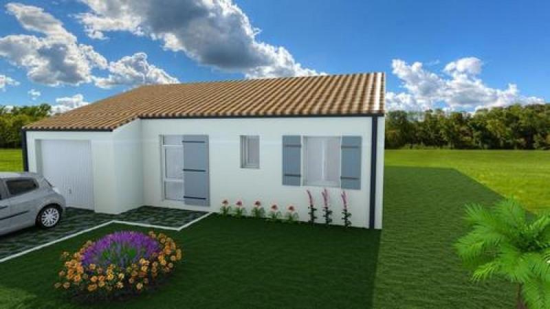 Maison  4 pièces + Terrain 425 m² Saint-Hilaire-la-Forêt par LOGIS DE VENDEE