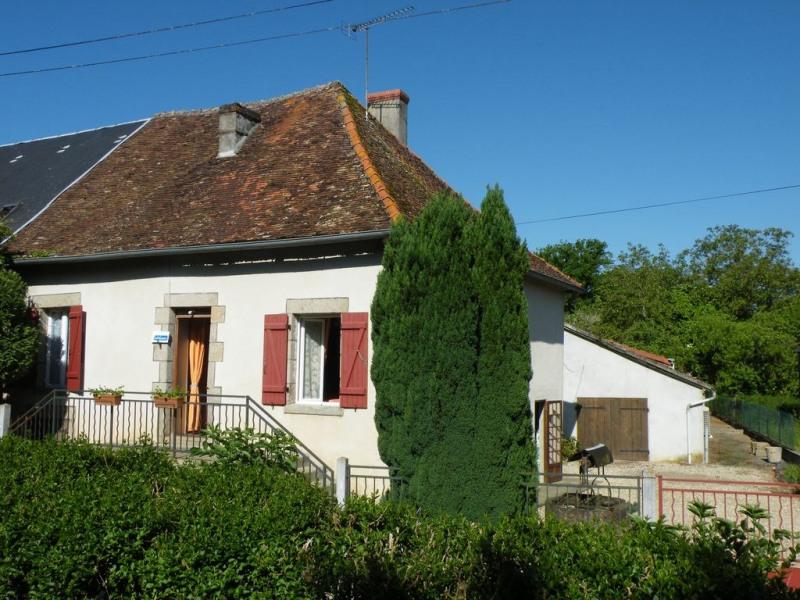Location vacances Mouhet -  Maison - 6 personnes - Barbecue - Photo N° 1