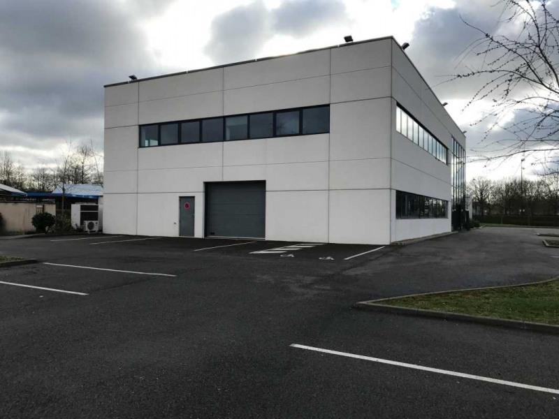 Location Local d'activités / Entrepôt Guyancourt