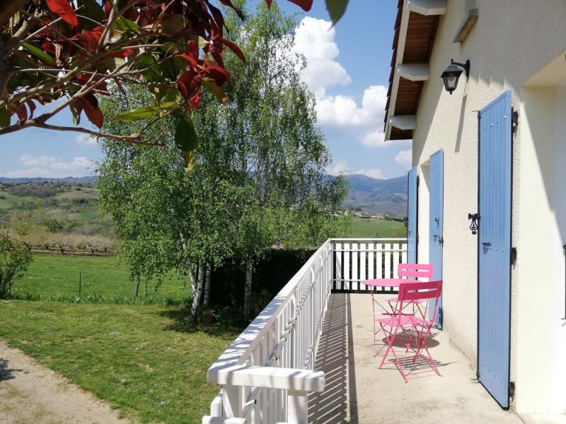 Location vacances Brossainc -  Gite - 4 personnes - Barbecue - Photo N° 1