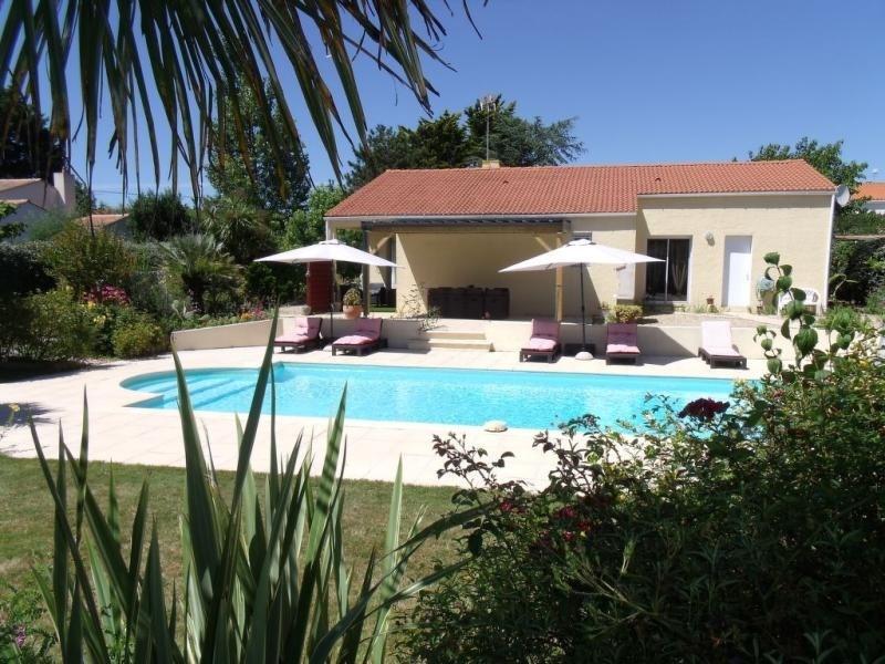 Location vacances Les Sables-d'Olonne -  Maison - 8 personnes - Barbecue - Photo N° 1