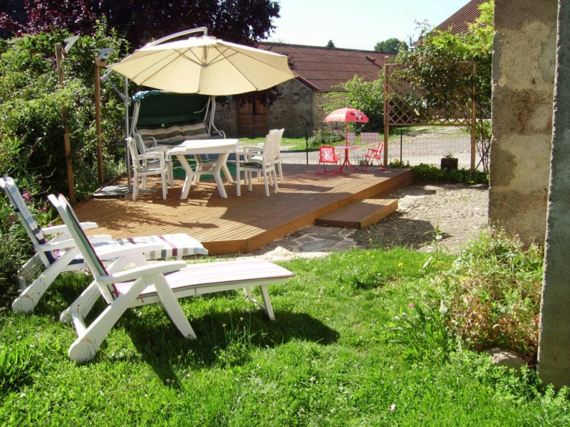 Location vacances Jussac -  Gite - 8 personnes - Barbecue - Photo N° 1