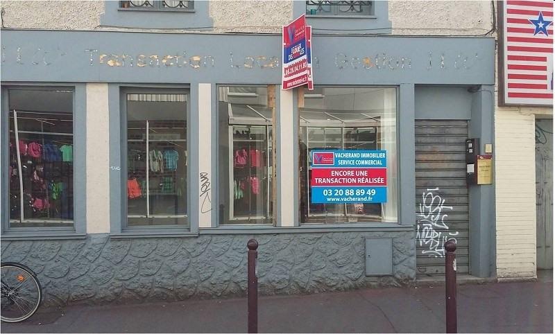 Location Boutique 30m² Lille