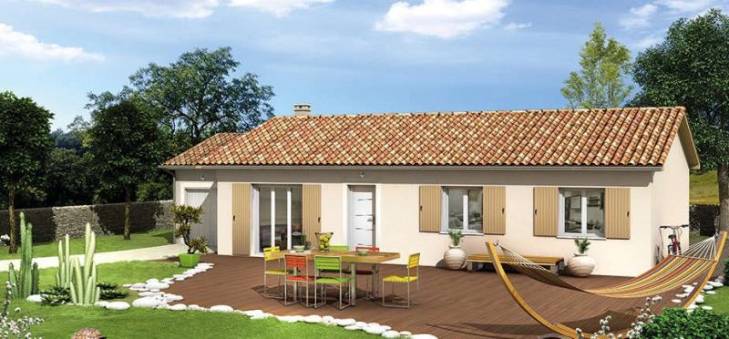Maison  4 pièces + Terrain 360 m² Saint Romain de Jalionas par villas club Lyon
