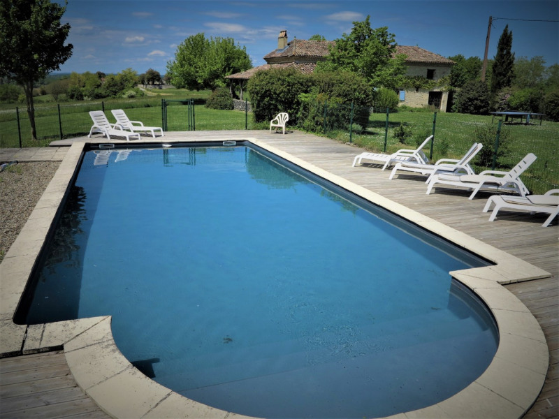 Holiday rentals Villeréal - House - 10 persons - BBQ - Photo N° 1