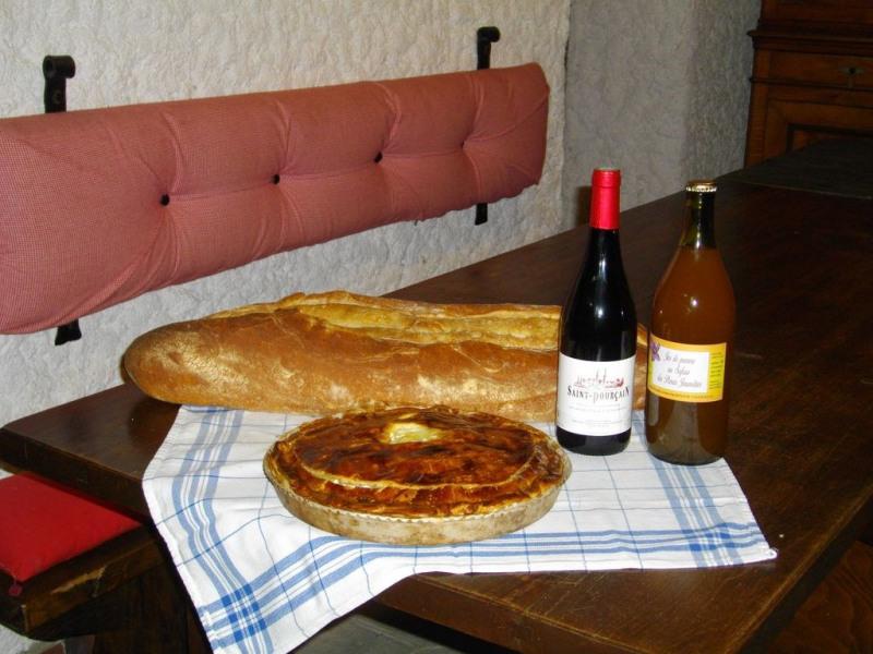 Location vacances Soumans -  Gite - 7 personnes - Barbecue - Photo N° 1