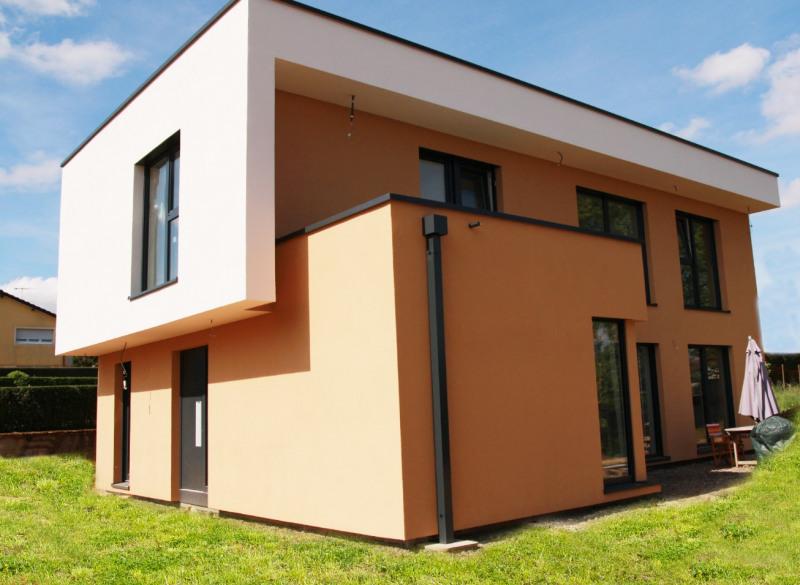 """Modèle de maison  """"Modèle de maison 5 pièces"""" à partir de 5 pièces Moselle par INNOV'HABITAT"""