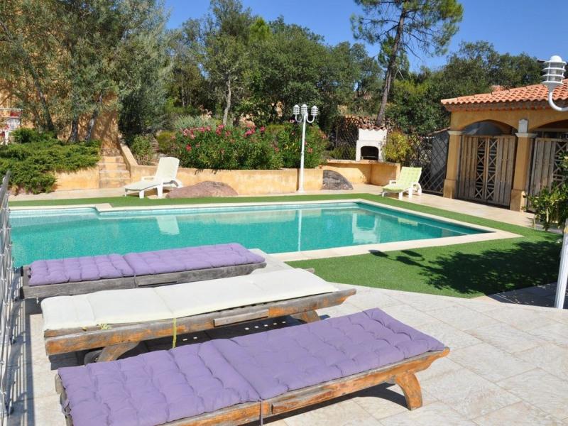 Maison Vidauban avec piscine ds réserve naturelle de la plaine des Maures