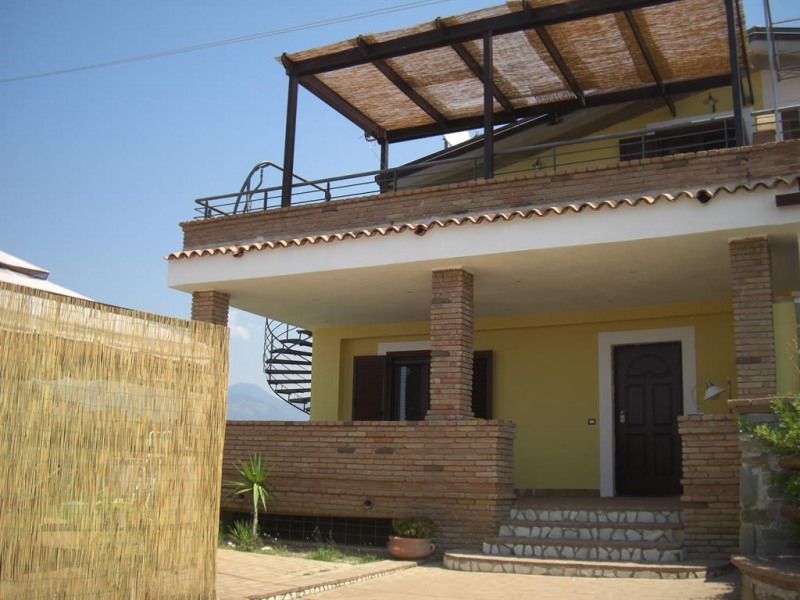Holiday rentals Pisciotta - Apartment - 9 persons - BBQ - Photo N° 1